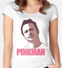 Pinkman Women's Fitted Scoop T-Shirt
