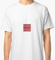 Geometric design Classic T-Shirt