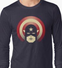 PATRIOTIC DEFENDER Long Sleeve T-Shirt