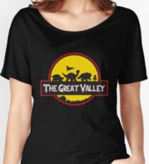 The Great Valley Women's Relaxed Fit T-Shirt
