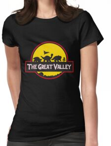 The Great Valley Womens Fitted T-Shirt