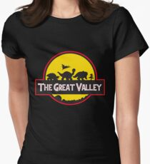 The Great Valley Women's Fitted T-Shirt