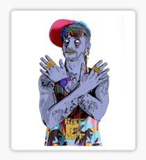 Riff Raff Sticker