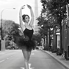 Street Ballerina  by Nigel Donald