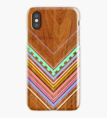 Aztec Arbutus iPhone Case