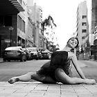 Street Ballerina 3 by Nigel Donald