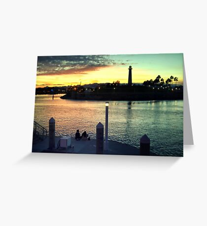 Together Time Greeting Card