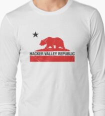 Hacker Valley Republic Long Sleeve T-Shirt