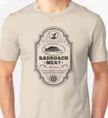 Drumlin Diner Radroach Meat (Black) Unisex T-Shirt