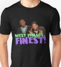 West Philly's Finest Unisex T-Shirt
