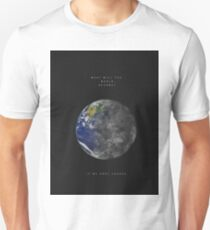 The World We Live In T-Shirt