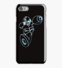 Megaman Neon iPhone Case/Skin