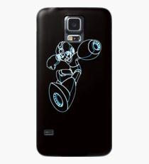 Megaman Neon Case/Skin for Samsung Galaxy