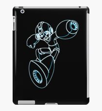 Megaman Neon iPad Case/Skin