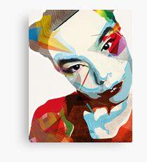 Bjork Canvas Print