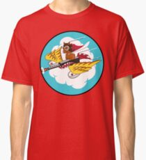 301st Fighter Squadron Emblem Classic T-Shirt