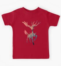 Xerneas used Geomancy Kids Tee