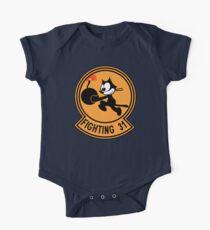 VFA-31 Fighting 31 Emblem Kids Clothes