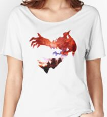 Yveltal used Oblivion Wing Women's Relaxed Fit T-Shirt