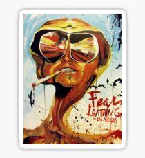 Fear and Loathing in Las Vegas Sticker