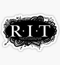 RIT  Sticker