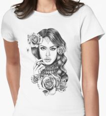 Aaliyah Women's Fitted T-Shirt