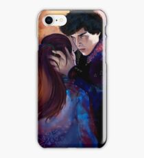 Sherlock and Molly iPhone Case/Skin