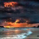 Sunrise   Fingal   72 by John Van-Den-Broeke