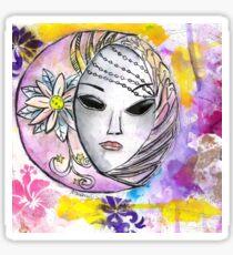 Venise Mask Sticker