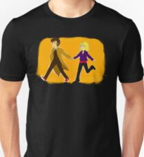 Rose and the Doctor Unisex T-Shirt