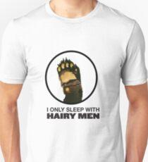Come here Brawny Man Unisex T-Shirt