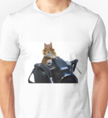 The Photographer's Assistant Unisex T-Shirt