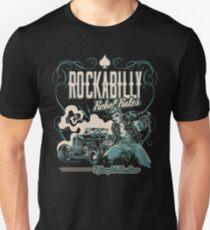 Rockabilly Rebel Rules T-Shirt