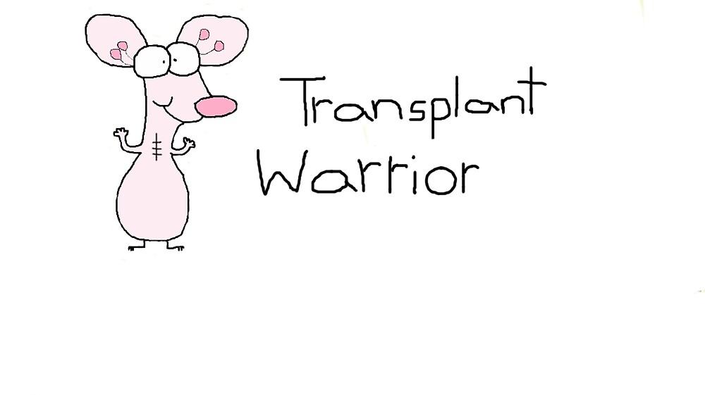 Transplant Warrior by AverageCyborg