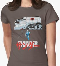 THUNDER Womens Fitted T-Shirt