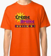 Creme Brulee Classic T-Shirt