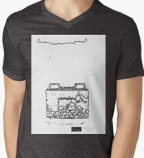 LINE camera 13 : Pinhole kidzlabs fun science products Camera Mens V-Neck T-Shirt