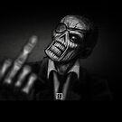 Dead - 1-Finger Salute by cs3ink