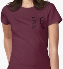 Capture My Best Side Womens Fitted T-Shirt