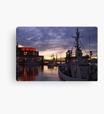 gothenburg sunset Canvas Print