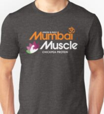 Meister des Nichts - Mumbai Muscle Slim Fit T-Shirt