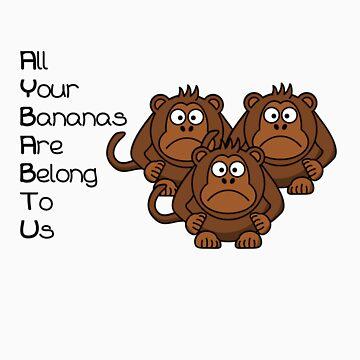 AYBABTU Monkeys Meme 2 by Koniii