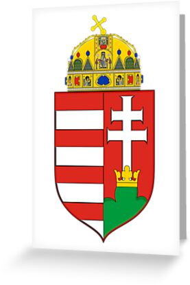Medieval Coat of Arms of Hungary  by abbeyz71