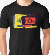 Pop Art Cassette Tape T-Shirt