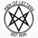 Men of Letters - Supernatural by Frazer Varney