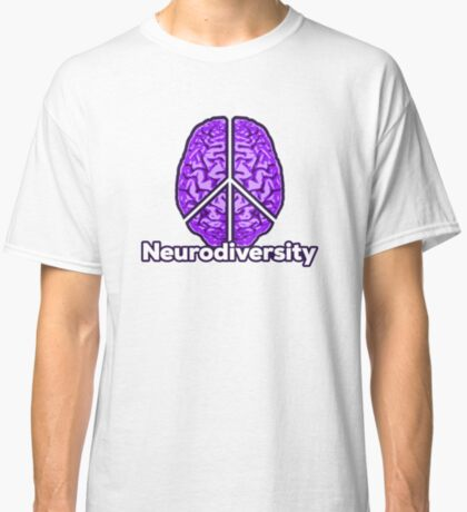 Peace of Mind - Neurodiversity Classic T-Shirt
