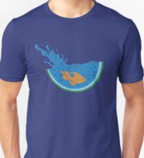Watermelon Dive Unisex T-Shirt