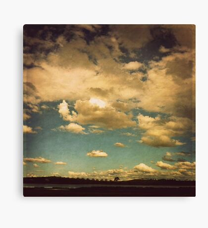 Ever-changing Canvas Print