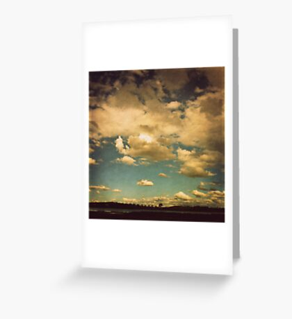 Ever-changing Greeting Card