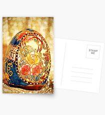 Elegant Egg Postcards